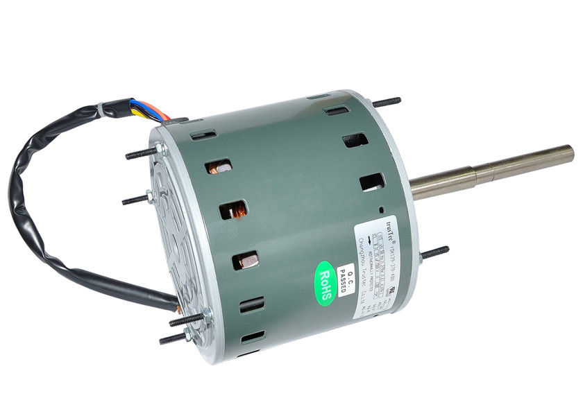 Single Speed 1075 RPM Universal Condenser Fan Motor 1/3 HP 7.5uF Capacitance