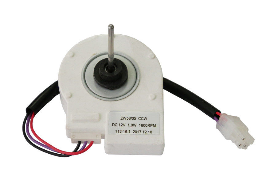 Micro Brushless Refrigerator 12v Dc Electric Motor For Fridge Evaporator