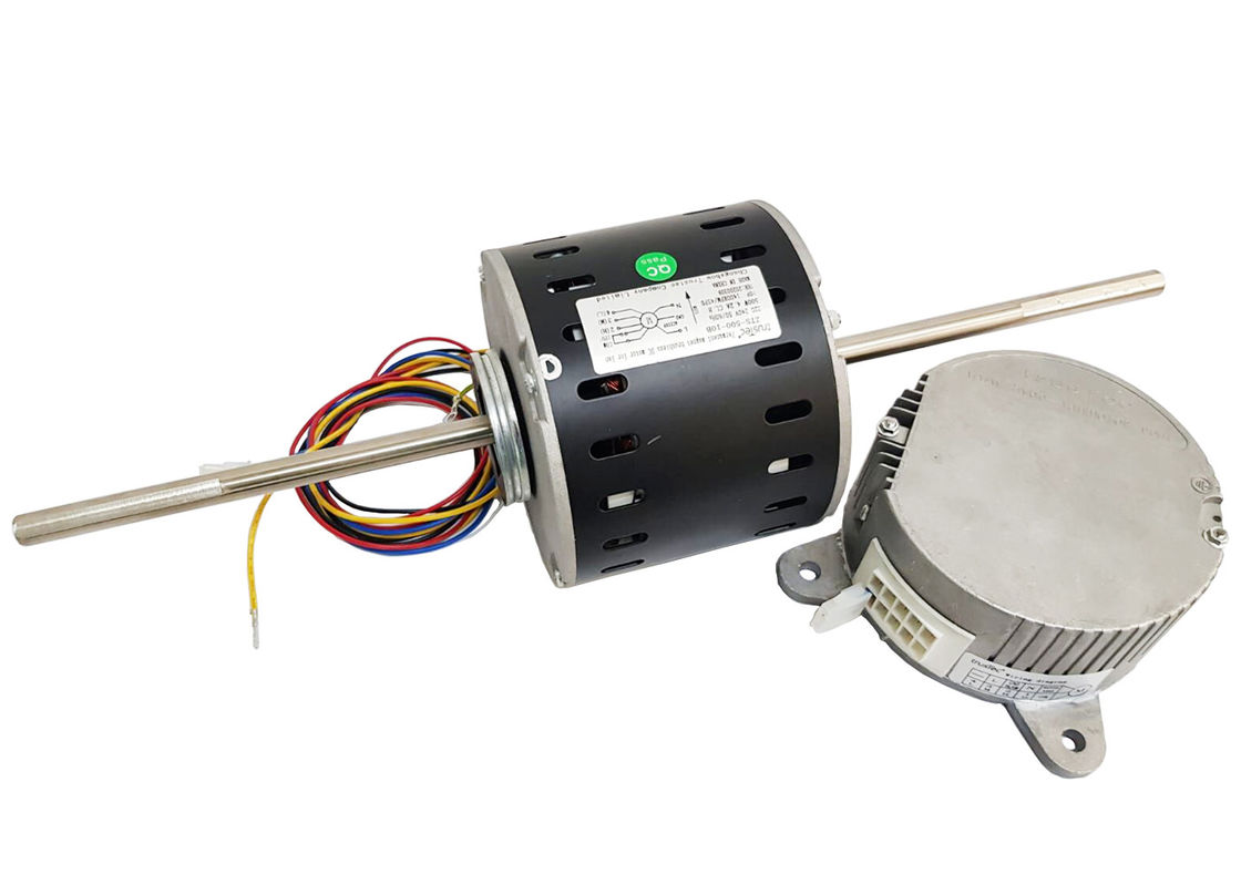 Central Air Conditioner BLDC Fan Motor , High RPM Ec Brushless Motor For Fan Coil Unit