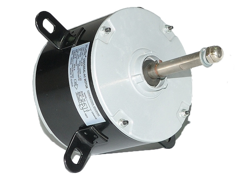 AC Air Cooling Fan Motor , 220V 150W Cooler Motor For Air Conditioner YDK140-150-6T5