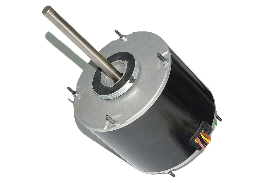 3 Speed Ac Condenser Fan Motor 1/3HP 115V For Window Machine / Fresh Air Ventilation System