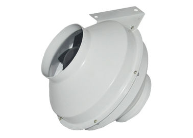 Porcellana inline centrifugal duct fan, heating and air conditioning duct booster fan for bathroom ventilation fabbrica