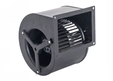 Porcellana HVAC centrifugal air conditioning blower fan with double air flow inlet, metal centrifugal fan fabbrica