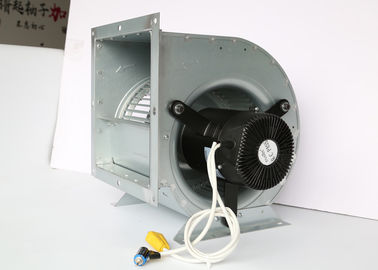 Porcellana EC centrifugal fans for air handling unit AHU, dc brushless centrifugal blower fabbrica