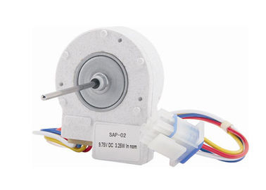 Porcellana ZW58 micro refrigeration dc electric motor, cold room cooling fan motor fabbrica